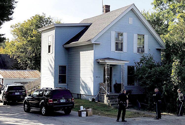 Drug Bust House