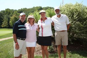 Greg and Jan Massarella, Diane and Kent Chancellor
