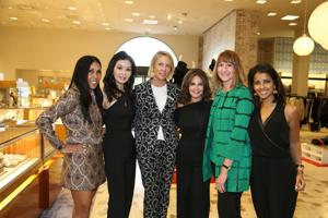 Marla Briggs, Miran Halen, Cheryl DiMaura, Faith Berger, Ellen Soule, Jasmine Huda