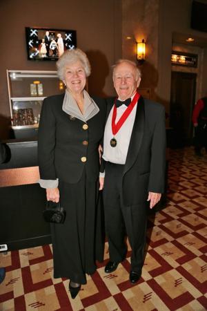 Carol and George Herbert Walker
