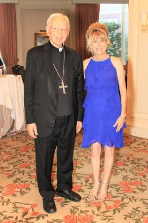 Bishop Robert Hermann, Lisa Capshaw Cushing