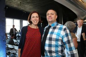 Ashely and Tony Raineri