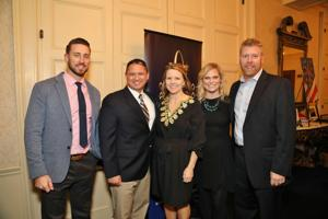 Aaron Retherford, Rich and Amber Mueller, Ida and Mike Pranger
