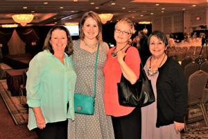 Barbara Combs, Caroline E. Deacon, Cheryl Covington, Dorothy Hamilton