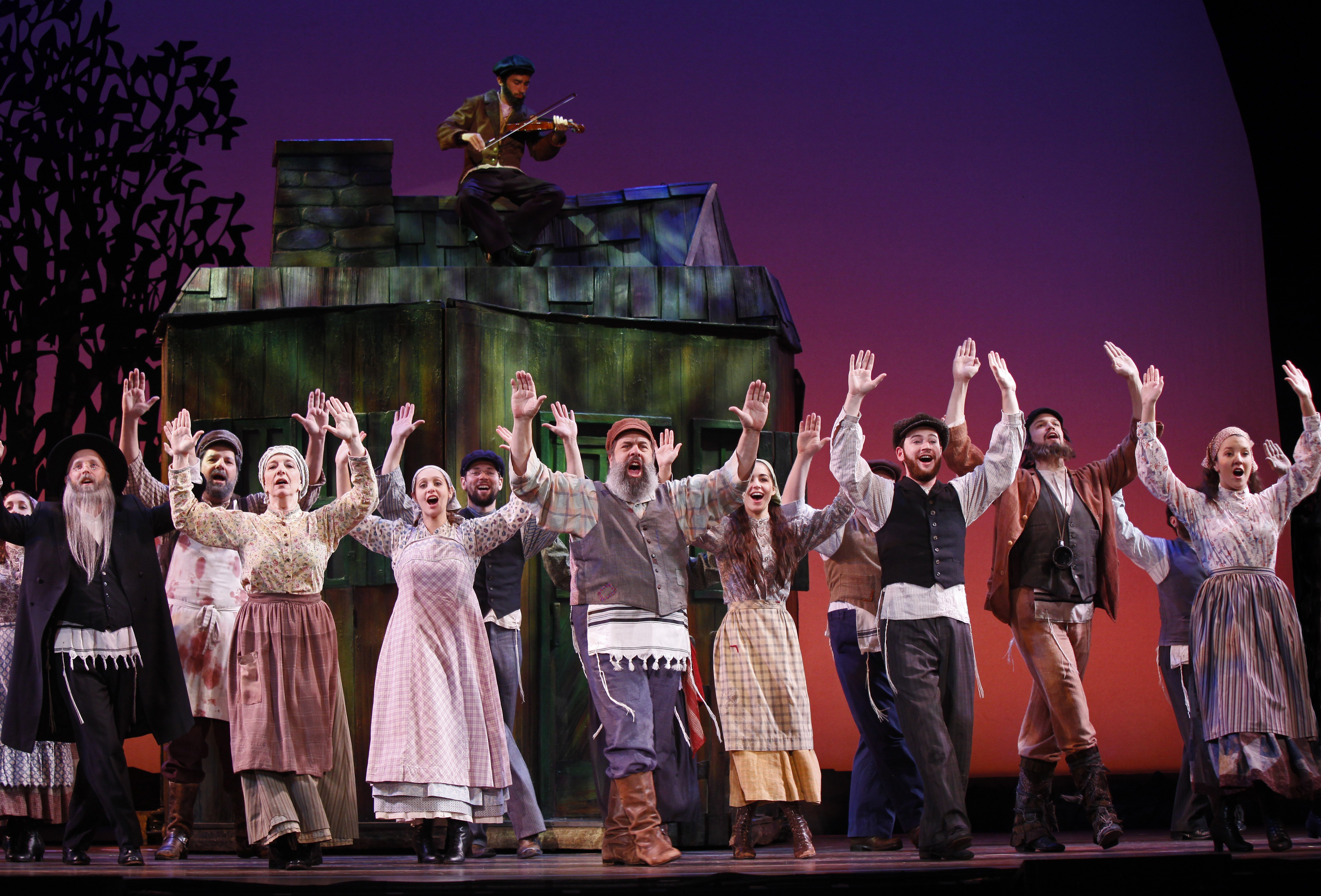 Fiddler On The Roof: Theater Review