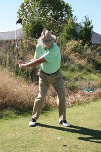 Golf Grapevine, October 23 2009