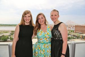 Elise Hastings, Caitlin Coughlin, Rachel Greathouse