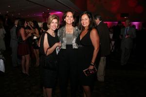 Pat Hug, Patti Carr, Kim Vallero