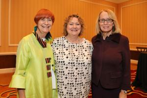 Mary Alice Ryan, Linda Sanders, Rita Winters