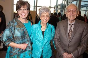 Karen Scheible, Merle and Donald Miller