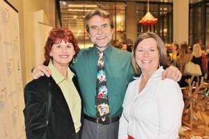 Kathy and Jake Jacobs, Renee Fischer