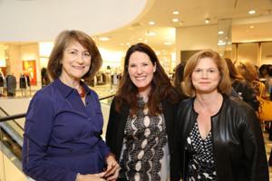 Barbara Fraser, Alison Fox, Georgee Waldman