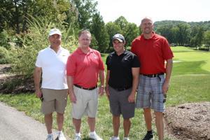 Matt Matthews, Calvin Matthews, Scott Grabes, Clay Shackelford