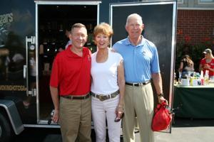 LtGen Davis, Annette and Gen Jim Conway