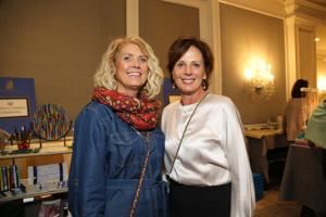 Connie Cammarata, Carol Hastie
