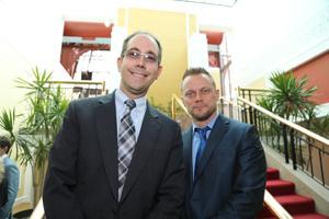 Eric Barkley, Nolan Bruinworth