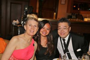 Kasey Bergh, Christine Mya San, Marcus Fong