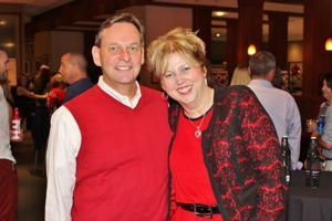 Rob and Debi Donaldson