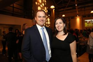 Matthew and Becky Ericson