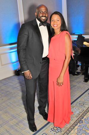 Darius and Jovita Foster,