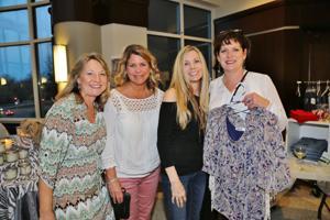 Kimberly Groneck, Lynne Chrismer, Terry Trunko, Kathleen Winkler