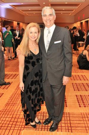 Marci and Dr. Ralph Damiano