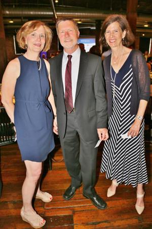 Jolene and Tim Grosch, Mary Pat Glauber