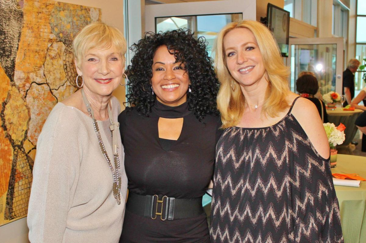 Sherry Singer, Ayanna Nahmias, Lisa Warticovschi