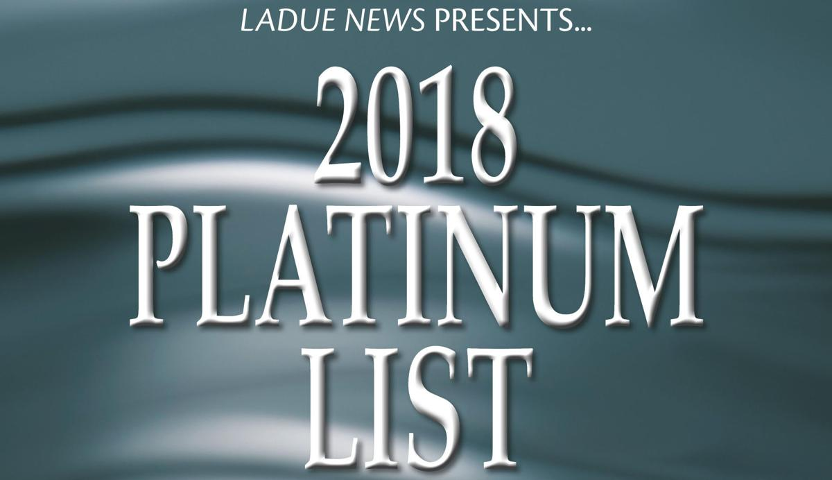 platinum list 2018