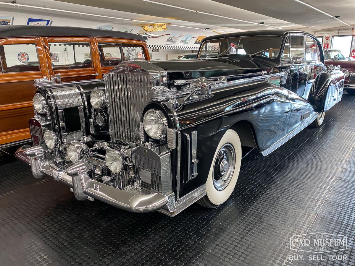 1954 Rolls Royce Silver Wraith Custom St. Louis Car Museum-2.jpg
