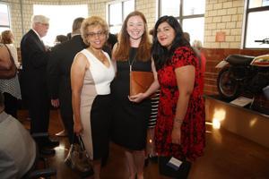 Mary Dyson, Susie Lake, Luz Maria Henriquez