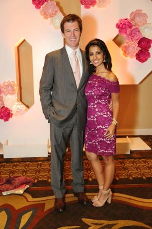 Peter LeBlanc Jr., Jasmine Huda,