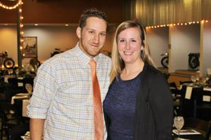 Tim and Sarah Margulis