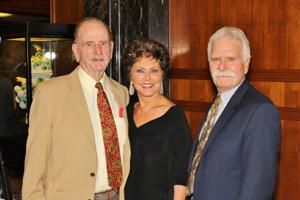 Brian Morrissey, Gary and Patty Bader