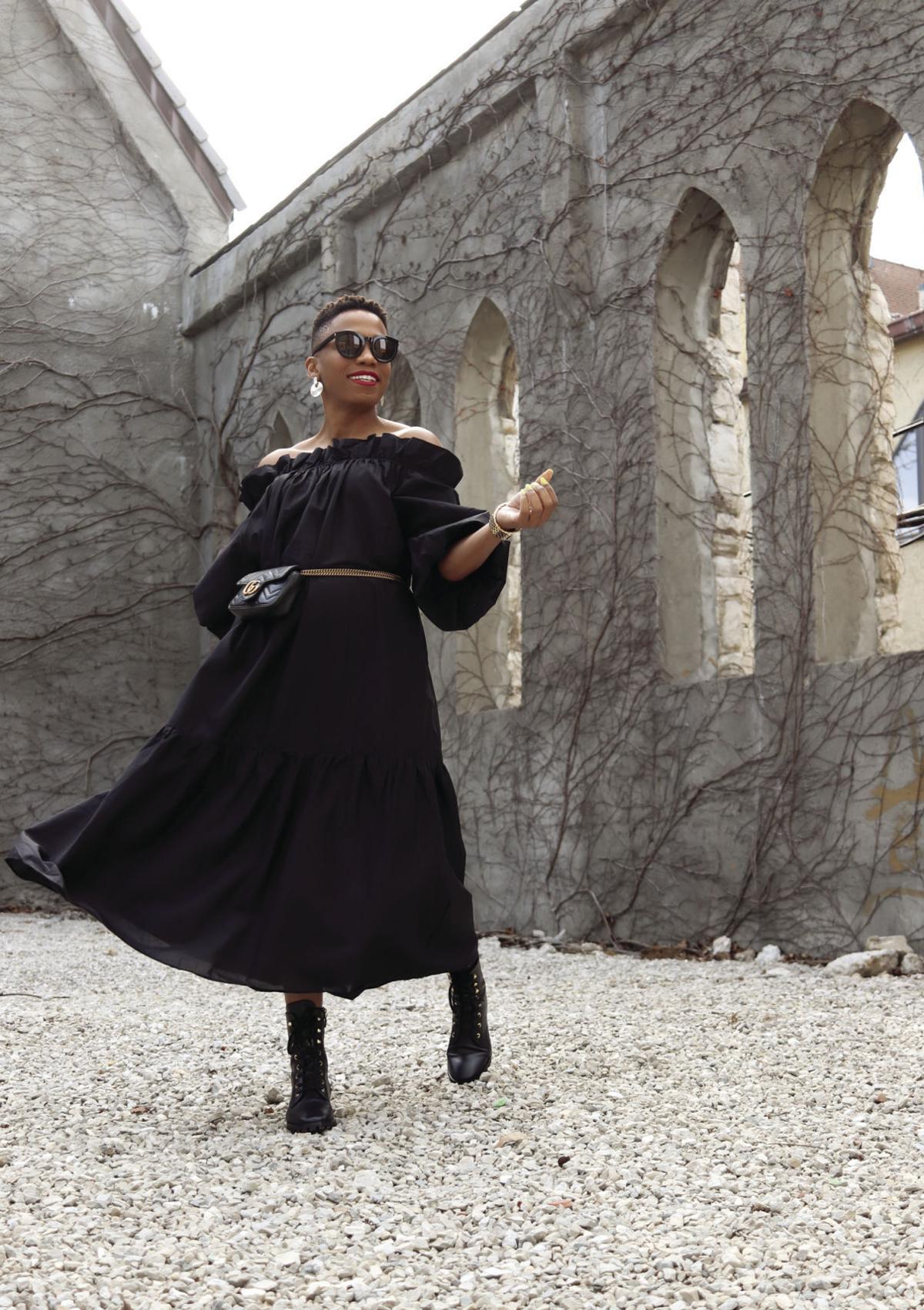 H_M Black Off-the-shoulder Dress 2b.jpg
