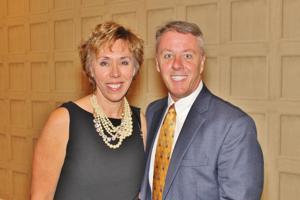 Dr. Lori Trost-Siemers, Ed Siemers