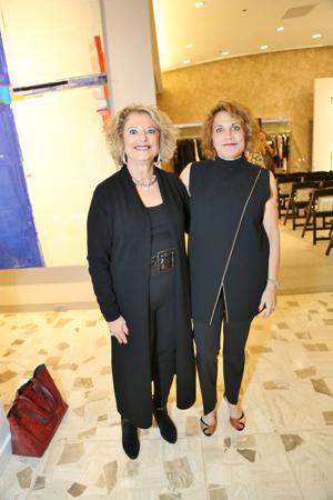 Lynn Spewak, Nanette Stevenson