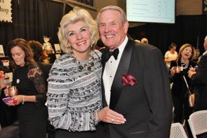 Linda and Stephen Potter