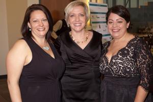 Sarah McBride, Karen Nevins, Julia Dummitt