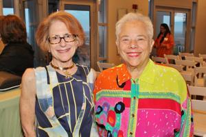 Sheila Greenbaum, Terry Bloomberg