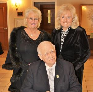 Jeannie Tanner, Charlie and Shirley Drury