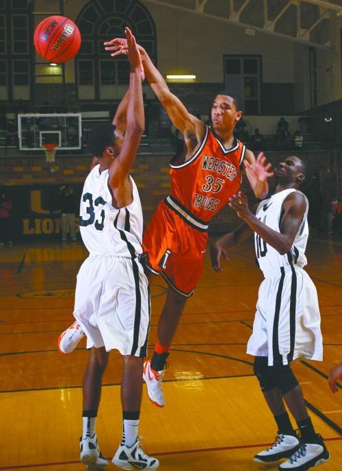 University City v Webster Groves boys basketball