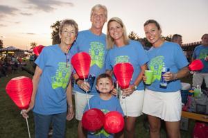 Leukemia & Lymphoma Society Light The Night in Forest Park