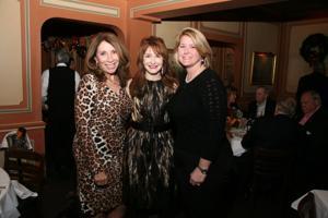 Theresa Klaus, Dr. Susan Hurt, Melissa Paz