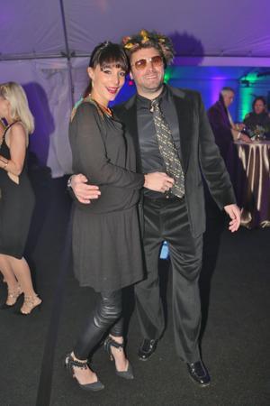 Victoria and David Samuels