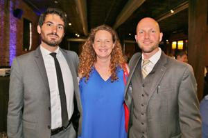 Carl Filler, Carrie Pettus, Anthony DÕAgostino (Executive Director)