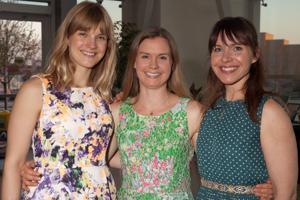 Rachel Stewart, Emily Henley, Stephanie Stewart