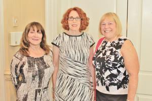Shirley Becker, Barbara Barnholtz, Jo Ellen Rubenstein