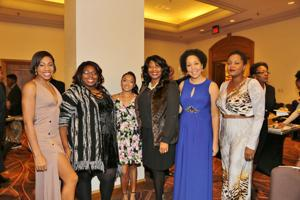 Chinyere Turner, Meaghan Dunlap, Dalis McGreevy, Nina Caldwell, Brittany Pomilee, Jami Ballentine Dolby