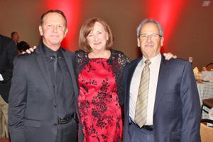 Roy Higgins, Patsy and Dick Horowitz